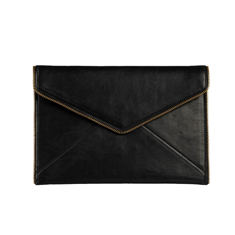 Black Envelope sleeve