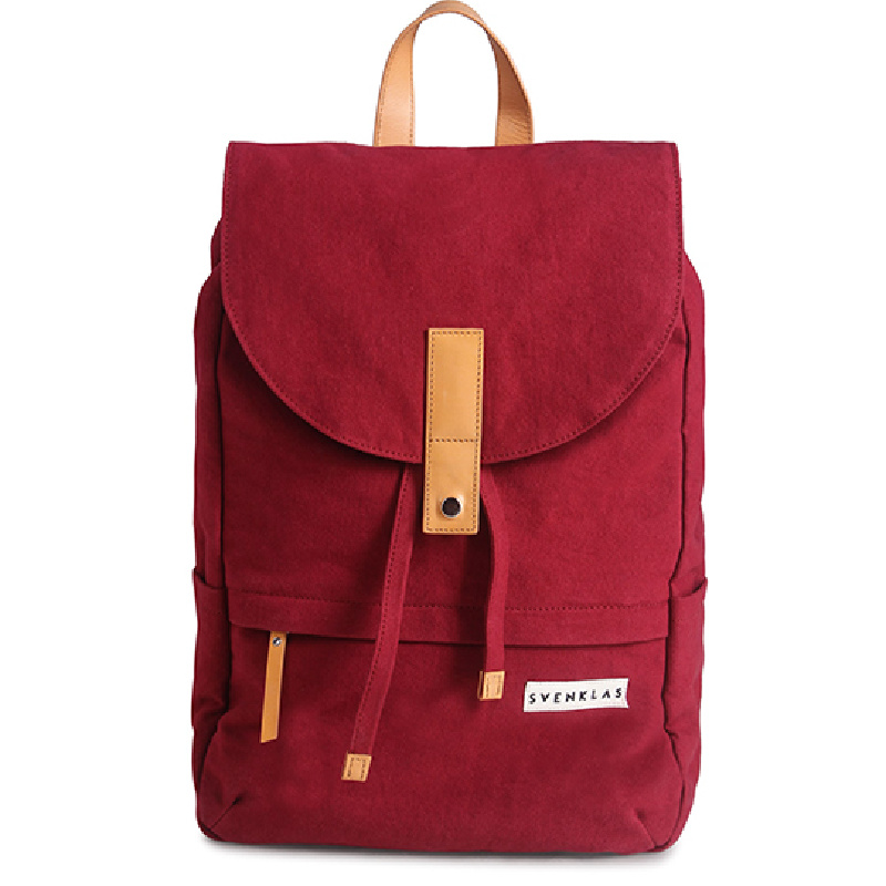 Svenklas Hagen - Red Backpack